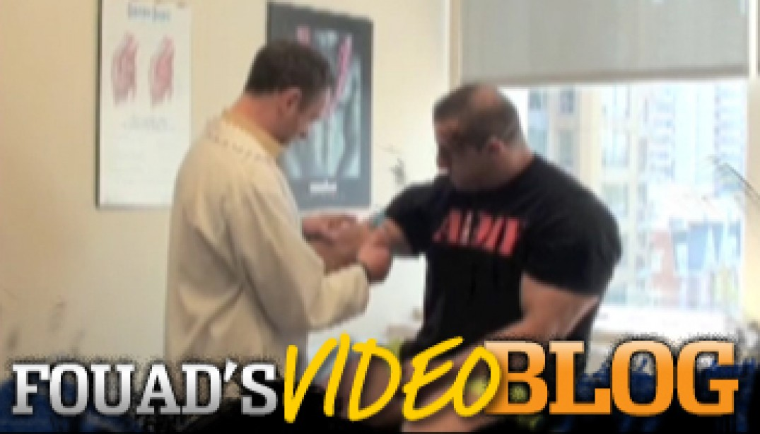 FOUAD ABIAD'S VIDEO BLOG