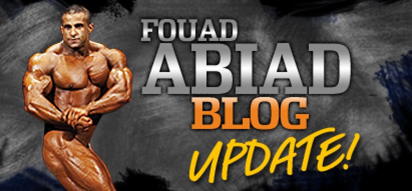 Fouad Abiad's Blog