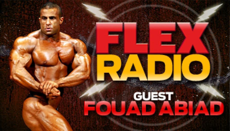 FLEX RADIO with guest FOUAD ABIAD!
