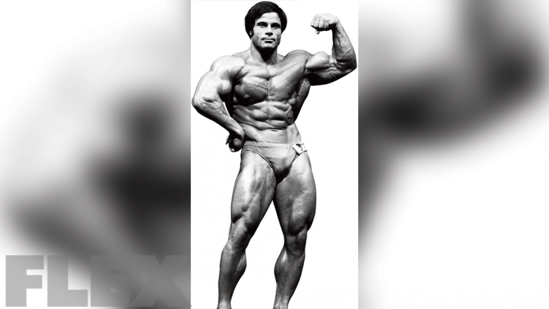 Retro Athlete: Franco Columbu