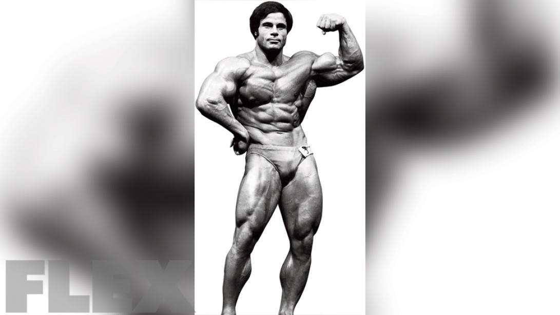 Retro Athlete: Franco Columbu