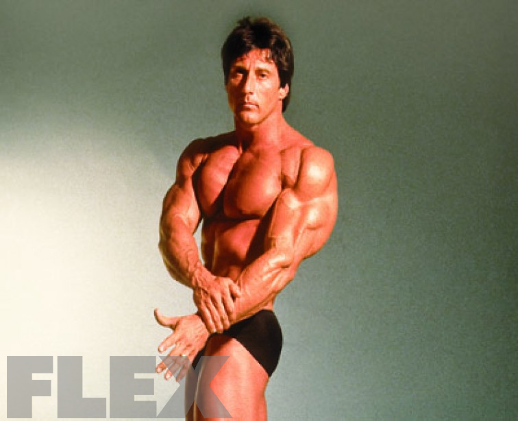 Bodybuilding Legend Frank Zane