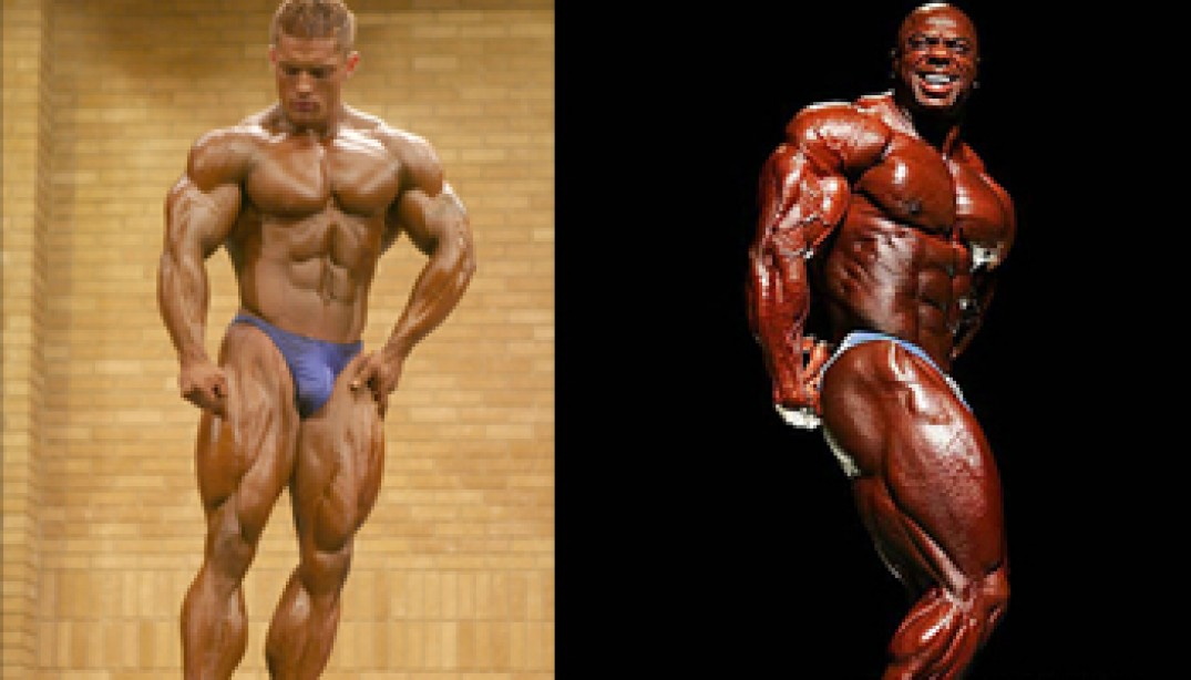 SITTING DOWN WITH: TONEY FREEMAN AND FLEX LEWIS