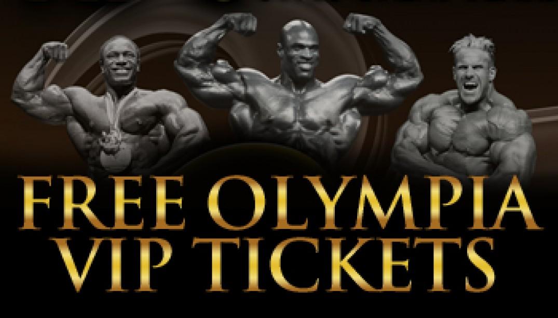 WIN OLYMPIA TICKETS!