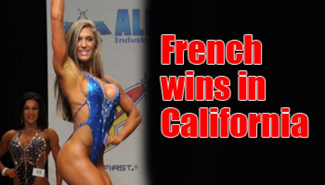 2009 CALIFORNIA PRO FIGURE FINALS FLASH REPORT
