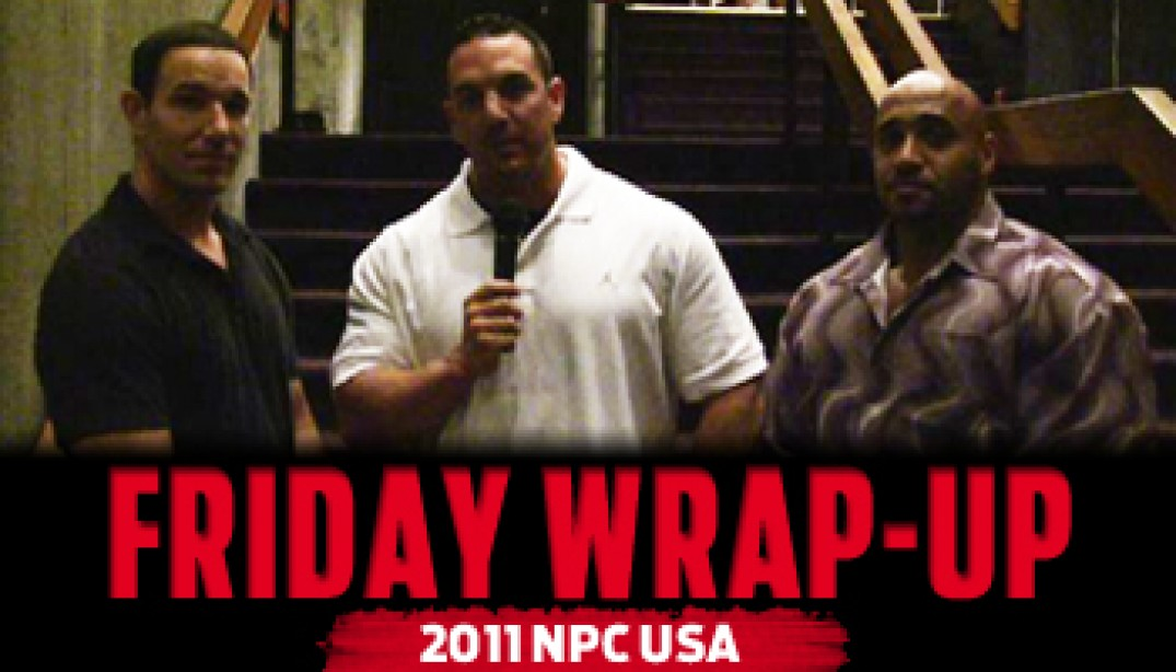 USA PRE-JUDGING WRAP-UP!