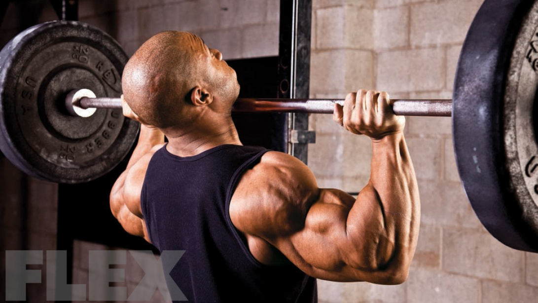 Build Up Your Front Delts Muscle Fitness