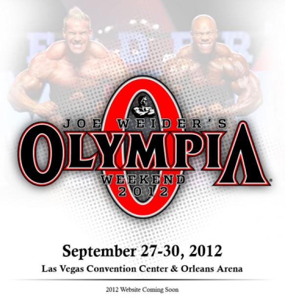 OLYMPIA WEEKEND 2012