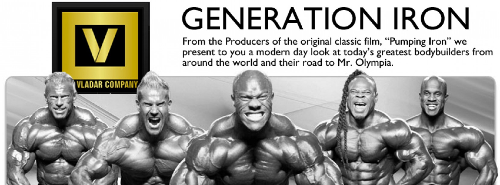 Generation Iron Movie Trailer