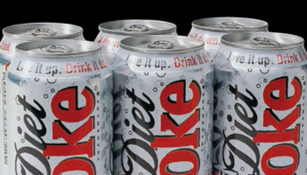 GET SOFT WITH SOFT DRINKS