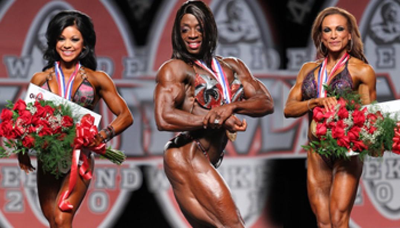 2010 OLYMPIA WOMEN'S FINAL REPORT