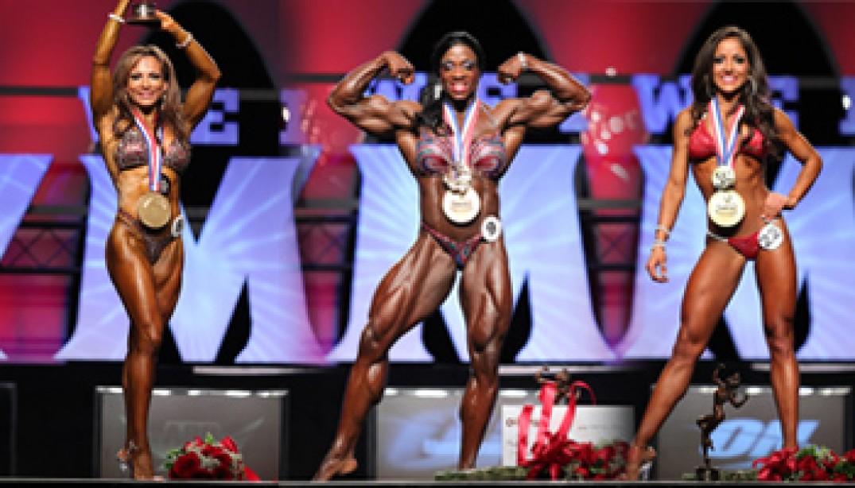 2011 OLYMPIA: LADIES FINAL REPORT