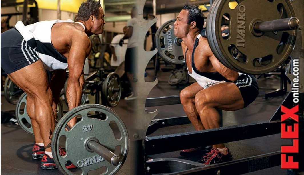 In the Crosshairs: Hamstrings and Glutes