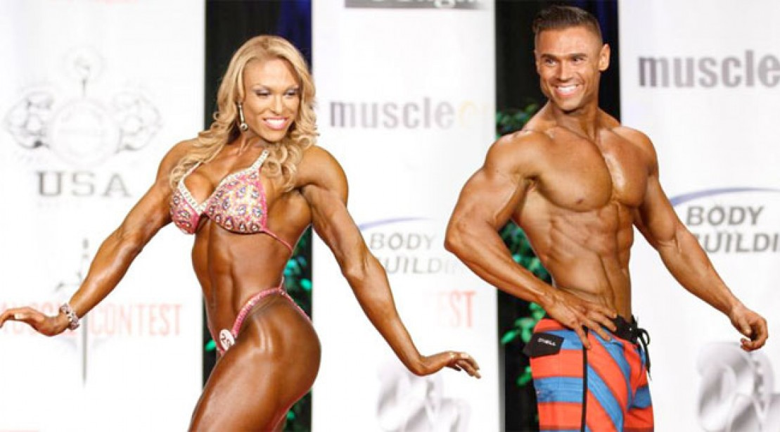 2013 Pro Grand Prix Full Results - Christianer and Mello Win
