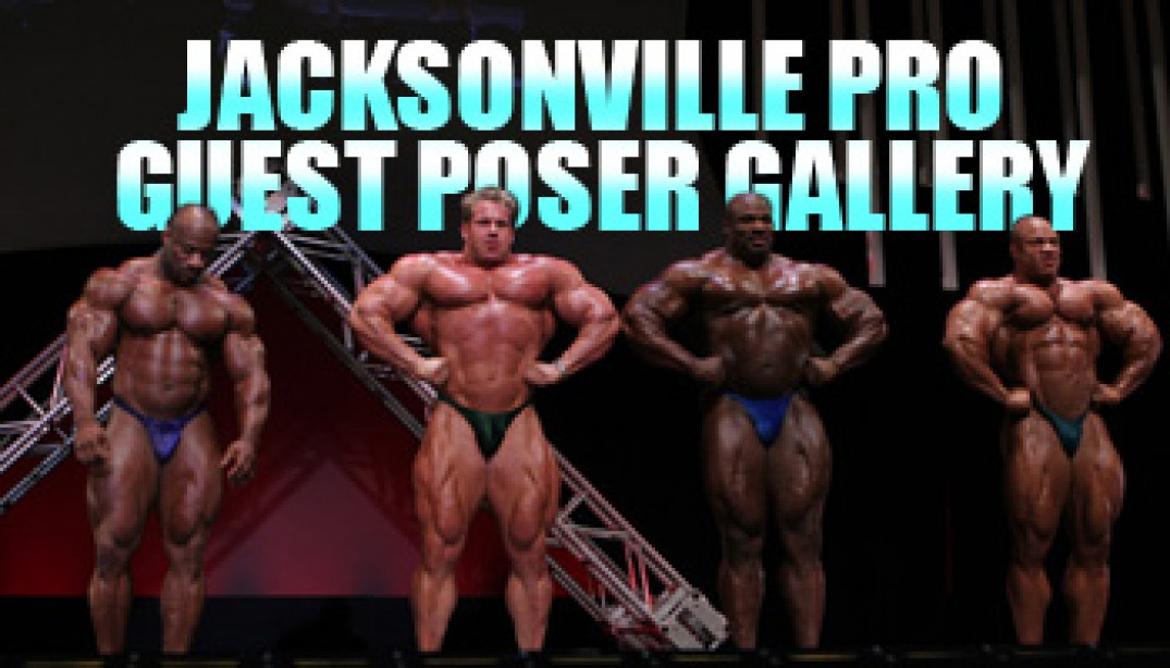 2009 JACKSONVILLE PRO GUEST POSERS GALLERY