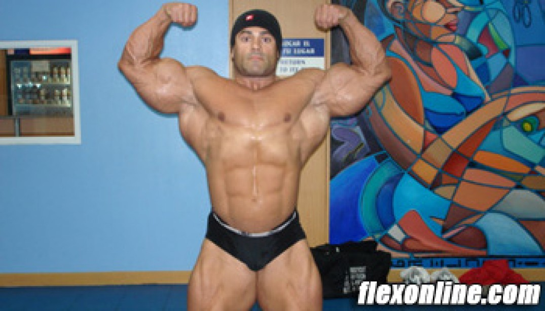 GUSTAVO THREE WEEKS OUT