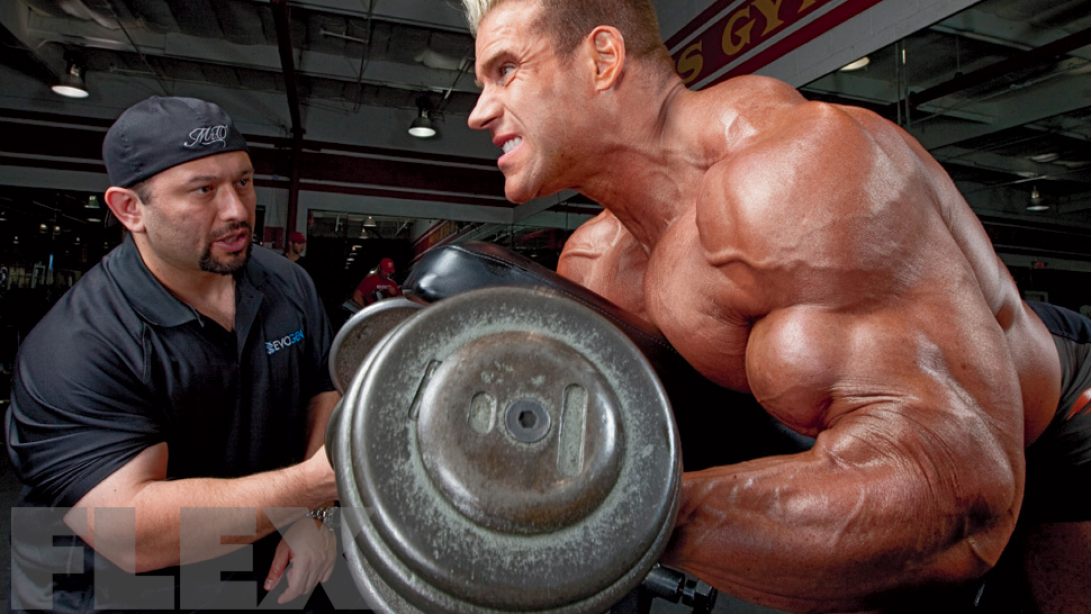 Hany Rambod's Tips to Supp Like a Pro