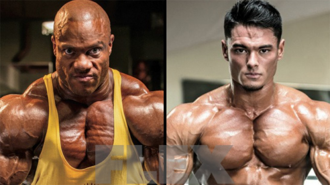 the winning ways of heath and buendia muscle fitness