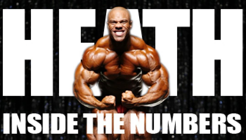 INSIDE THE NUMBERS: PHIL HEATH