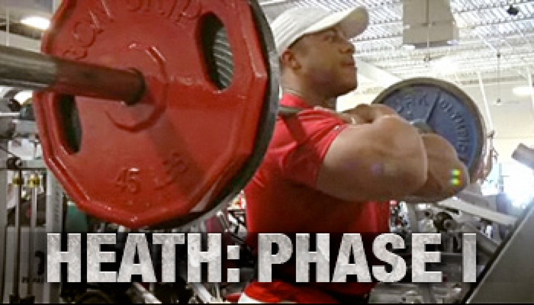 PHIL HEATH VIDEO