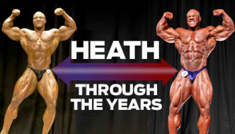 PHOTOS: HEATH THROUGH THE YEARS