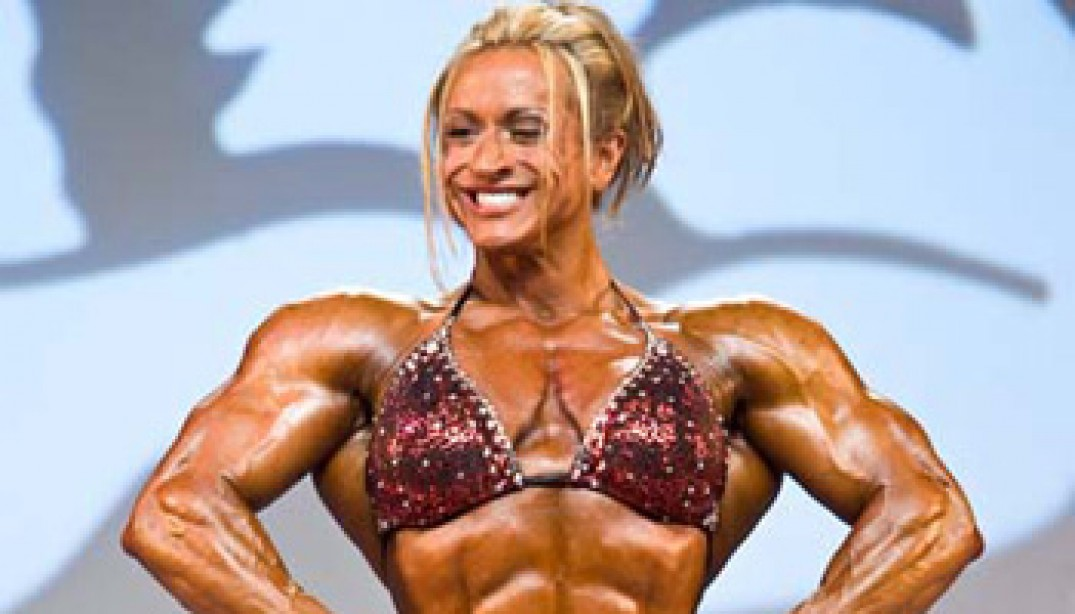 MS. OLYMPIA COMPETITOR SPOTLIGHT: HEATHER ARBRUST