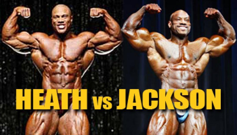 OLYMPIA DREAM MATCHUP: HEATH VS JACKSON