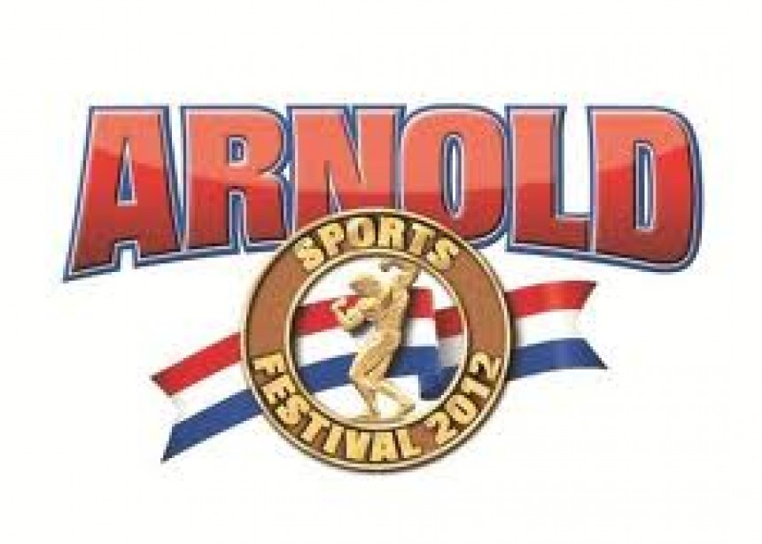 2012 Arnold Classic Results