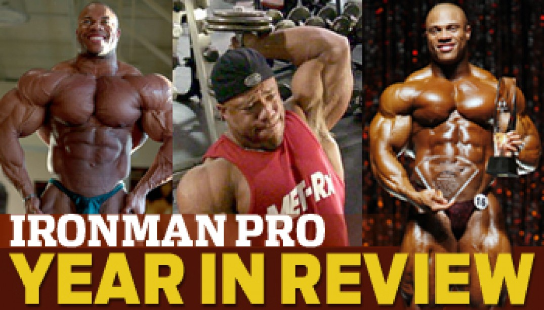 2009 IRONMAN PRO: THE YEAR IN REVIEW