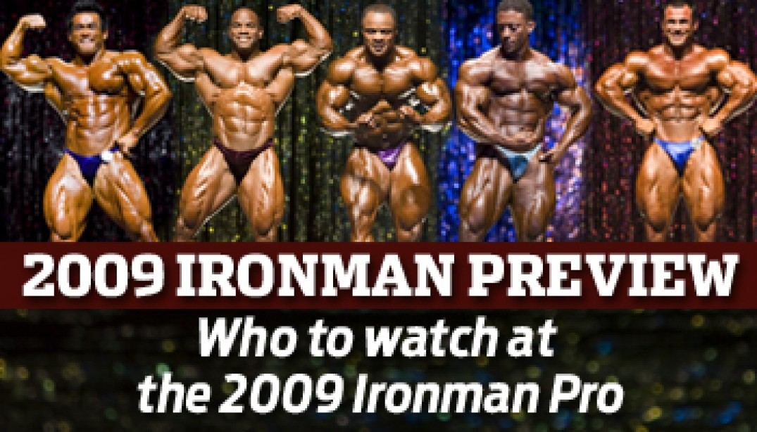 2009 IRONMAN PREVIEW