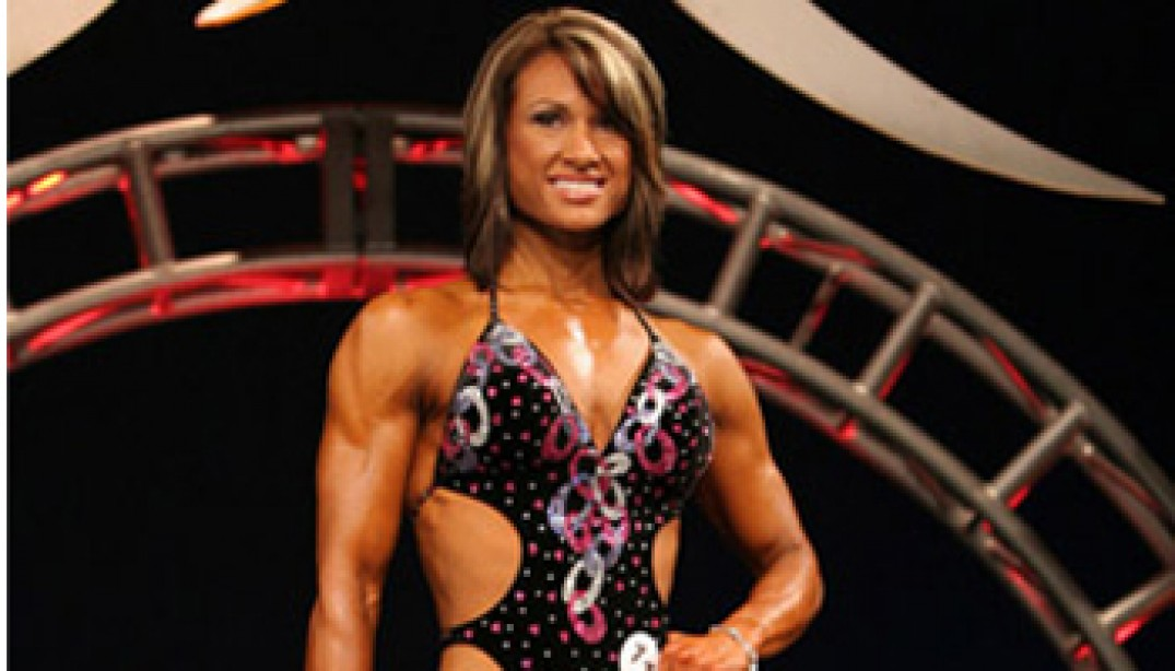 JACKSONVILLE PRO FIGURE PHOTOS AND RESULTS