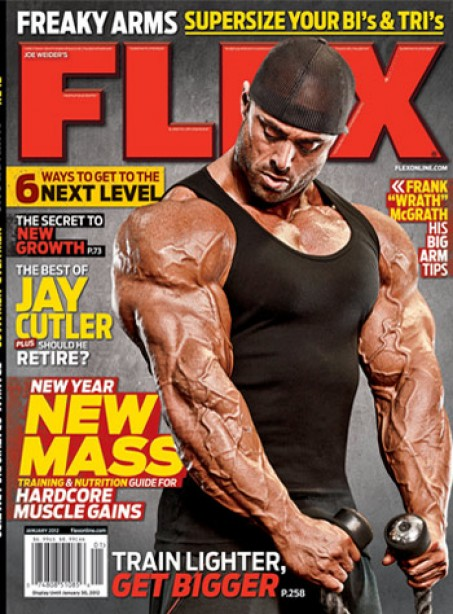January Cover Story - The Winding Path of Frank McGrath