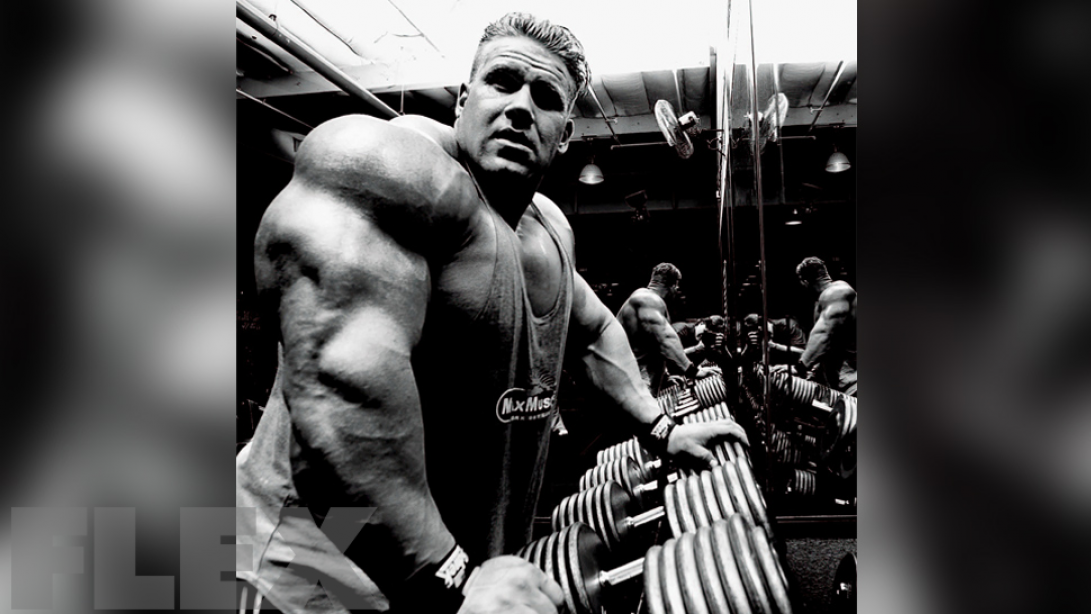 jay cutler s 7 tips for building huge triceps muscle fitness