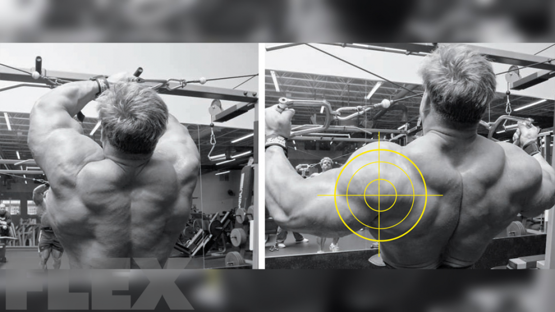 Don't Forget Your Rear Delts