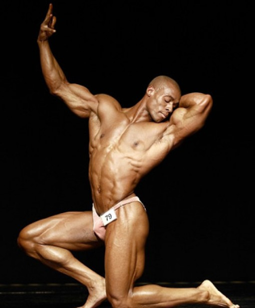One on One Spotlight with NPC Amateur Jeff Beckham