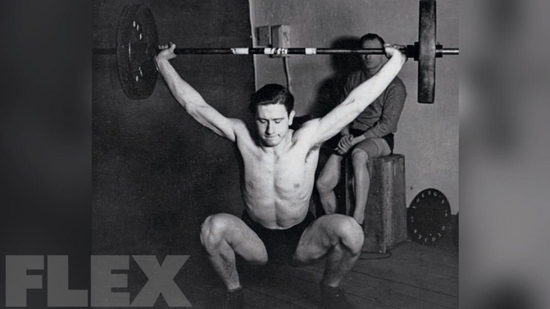 A Look Back at Joe Weider's Advice to Beginning Bodybuilders