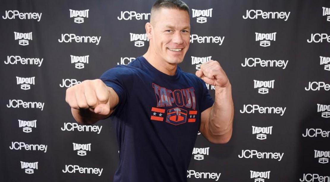 John Cena Slams The 'Horrible' NFL Combine Bench Test
