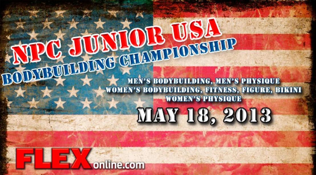 2013 Jr USA Event Information