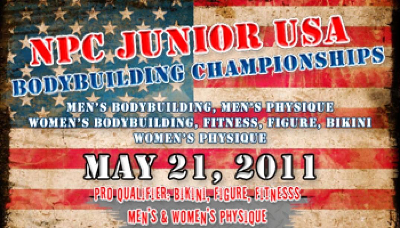 2011 NPC Jr. USA Bodybuilding Championships!