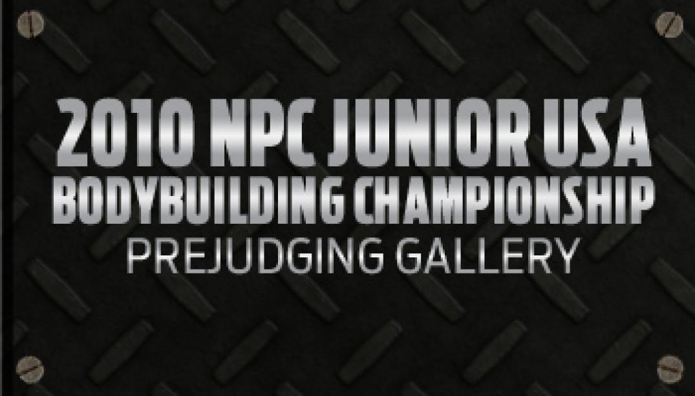 2010 NPC JUNIOR USA CHAMPIONSHIP PREJUDGING GALLERY