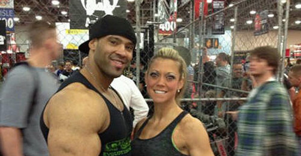 Dieting While Working the Booth at the 2012 Arnold Classic