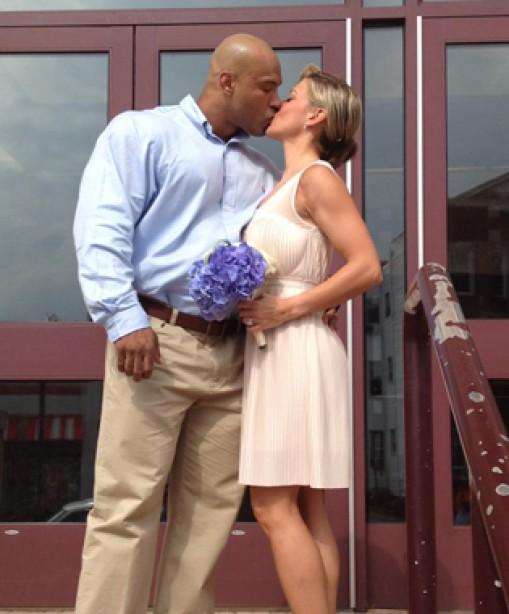 Juan Morel Gets Married