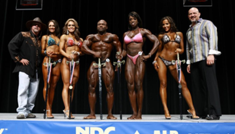 2010 NPC JUNIOR USA CHAMPIONSHIP RESULTS