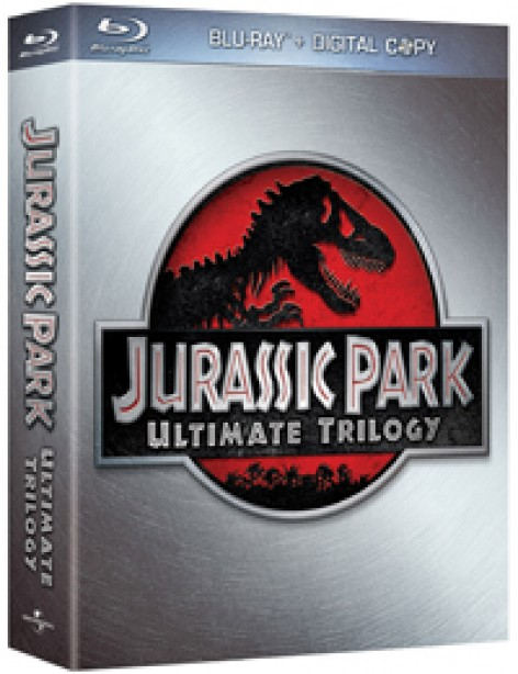 Win the New Jurassic Park Blu-Ray Trilogy