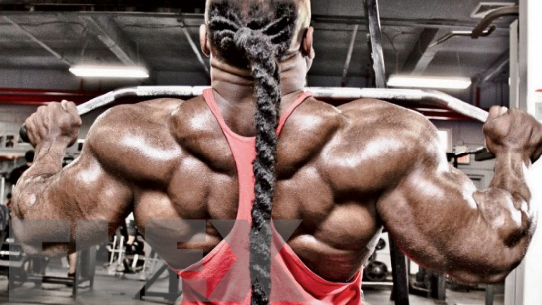 Wide Grip for Wide Lats