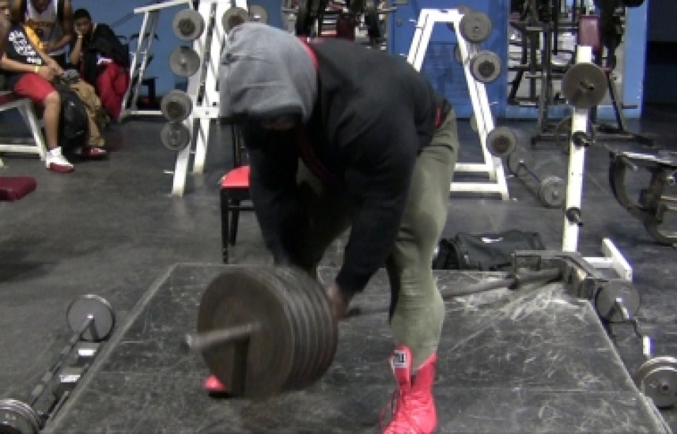 EMPIRE STATE OF MIND: KAI GREENE - Video II