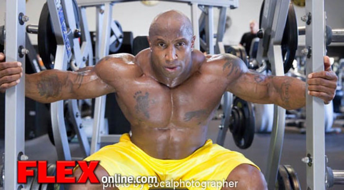 Keith Williams Pushing Hard for 2013 Chicago Pro