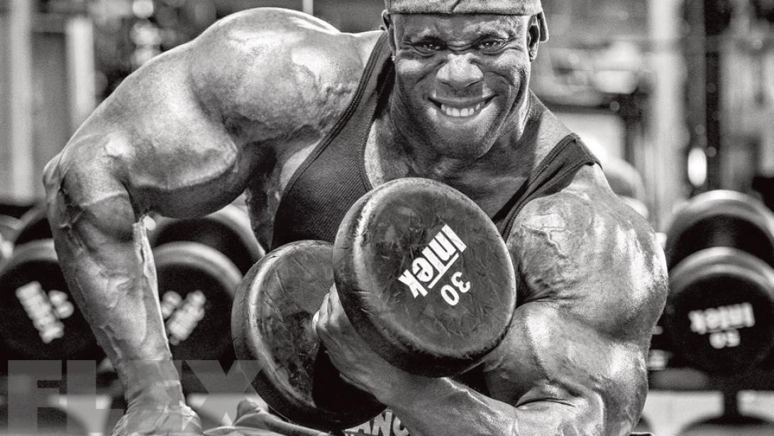 Sleeve-Busting Biceps Workout