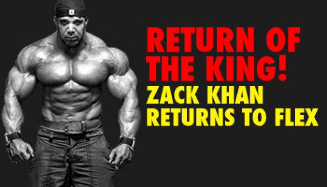 Zack is back with FLEX!