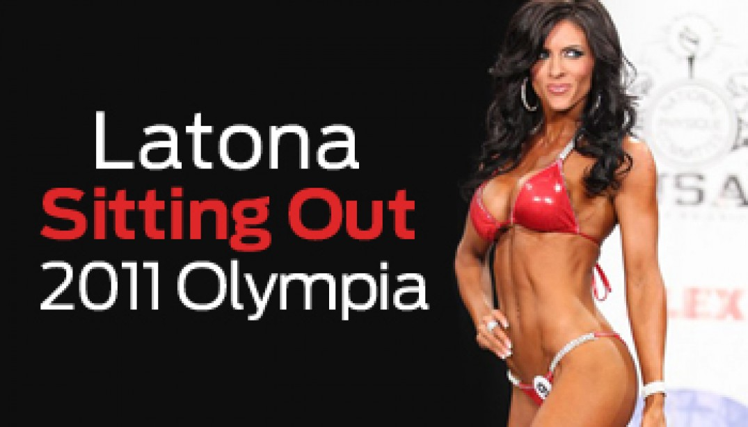 LATONA's OUT OF THE O!
